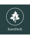 Террасная доска из ДПК Euro Deck
