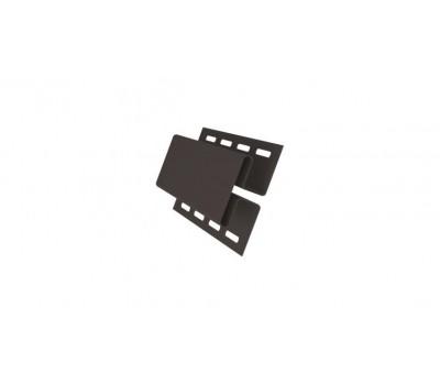 Профиль H соединительный 3,00 GL коричневый