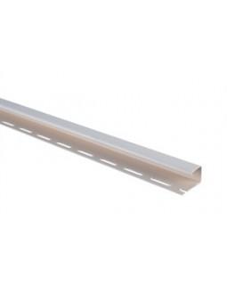 Аксессуары для цокольного сайдинга Альта-Профиль - Планка J-trim
