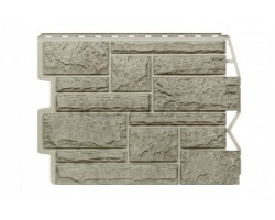 Фасадные Панели Holzplast Wandstein, Бут, Серый жемчуг