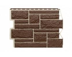 Фасадные Панели Wandstein, Бут, Темно-коричневый