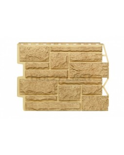 Фасадные Панели Holzplast Wandstein, Бут, Золотой песок
