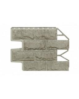 Фасадные Панели Holzplast Wandstein, Доломит, Серый жемчуг
