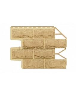 Фасадные Панели Holzplast Wandstein, Доломит, Золотой песок