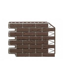 Фасадные Панели Wandstein, Кирпич, Темно-коричневый
