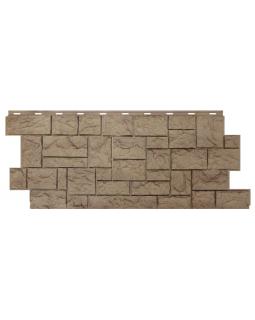 Фасадные Панели Nordside, Северный Камень, Песочный
