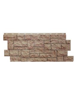 Фасадные Панели Nordside, Северный Камень, Терракотовый