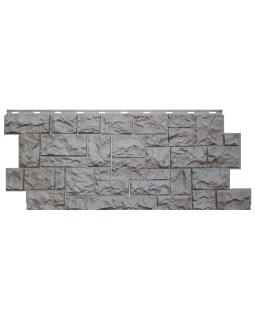 Фасадные Панели Nordside, Северный Камень, Серый