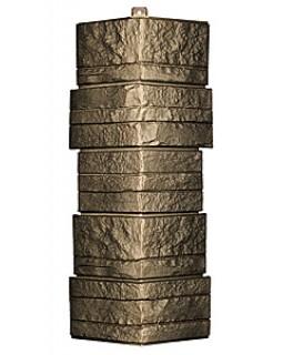 Угол фасадной панели «T-Siding», Альпийская сказка, Урал