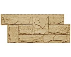 Фасадная панель «T-Siding», Европейский камень бежевый