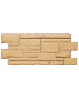 Фасадная панель «T-Siding», Камень бежевый