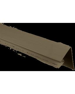 Планка околооконная - Сайдинг Альта-Профиль, Блок-Хаус